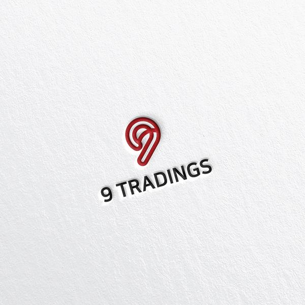 로고 + 명함 | 나인트레이딩스 로고 디자... | 라우드소싱 포트폴리오