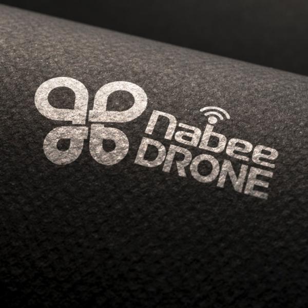 로고 디자인   Nabee drone   라우드소싱 포트폴리오