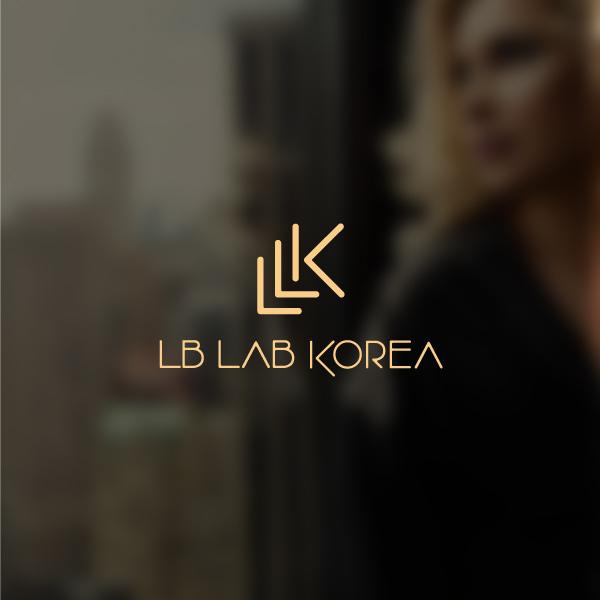 로고 디자인   LB LAB KOREA   라우드소싱 포트폴리오