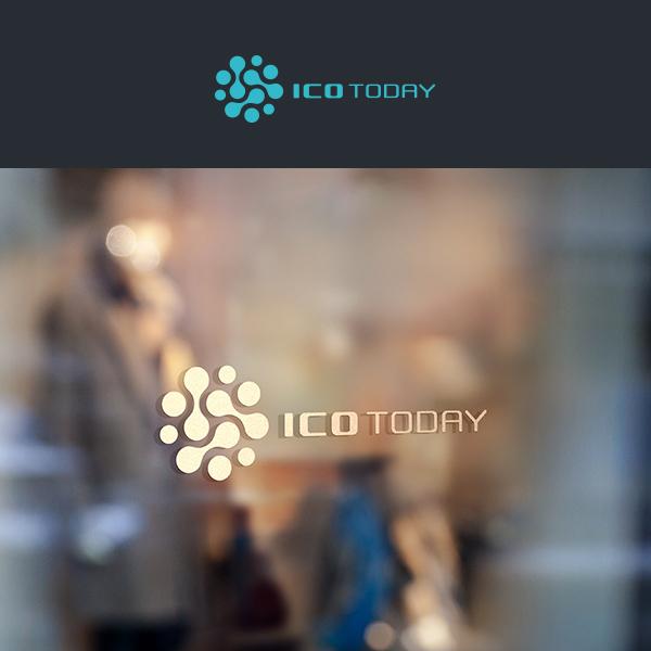 로고 디자인 | ICO TODAY  | 라우드소싱 포트폴리오
