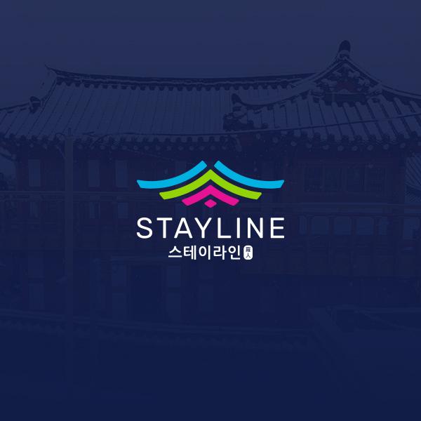 로고 + 명함 | 스테이 라인 | 라우드소싱 포트폴리오