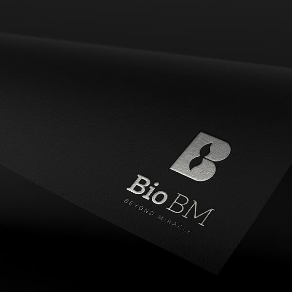 로고 + 명함 | (주)바이오비엠(Bio BM) | 라우드소싱 포트폴리오