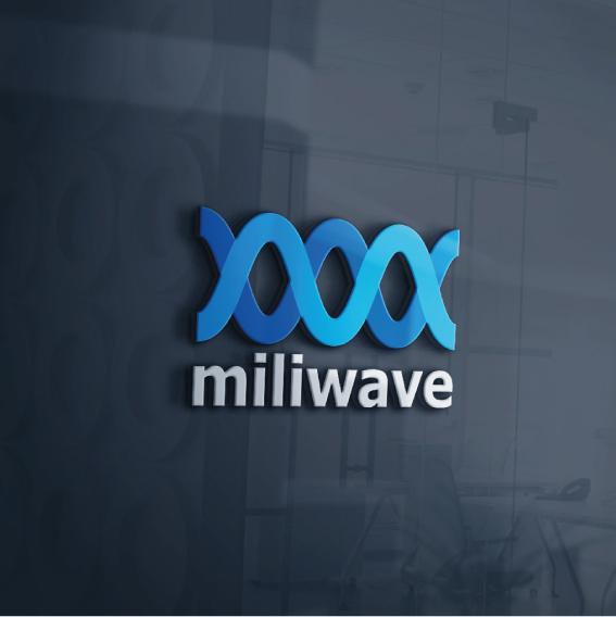 로고 + 명함 | (주)밀리웨이브 | 라우드소싱 포트폴리오