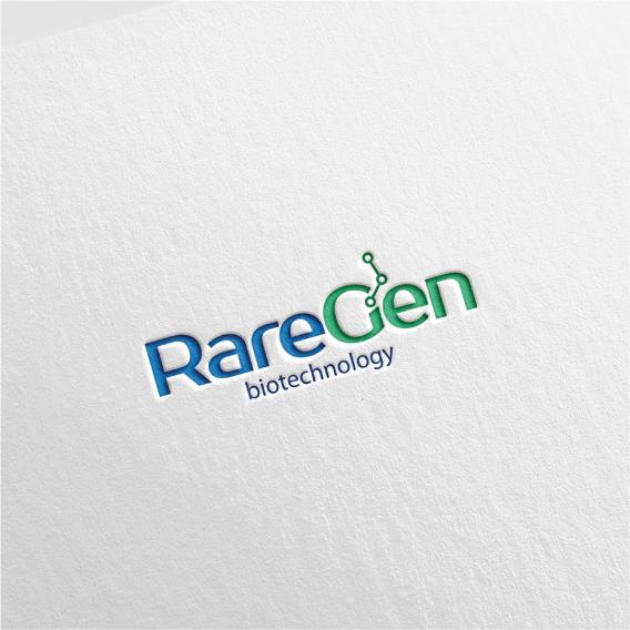 로고 + 명함 | (주)레어젠 | 라우드소싱 포트폴리오