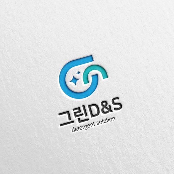 로고 디자인 | 그린디엔에스 , 그린D&... | 라우드소싱 포트폴리오