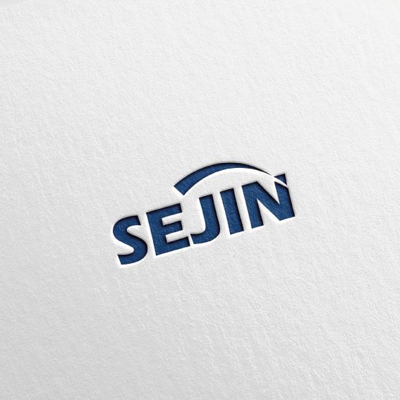 브랜딩 패키지 | SEJIN 로고 CI/B... | 라우드소싱 포트폴리오