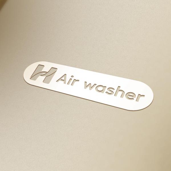 로고 디자인 |  H - Air wash... | 라우드소싱 포트폴리오