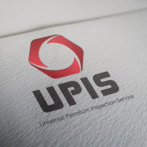 로고 + 명함   UPIS (유피아이에스)   라우드소싱 포트폴리오