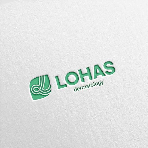 로고 디자인 | 로하스의원 | 라우드소싱 포트폴리오