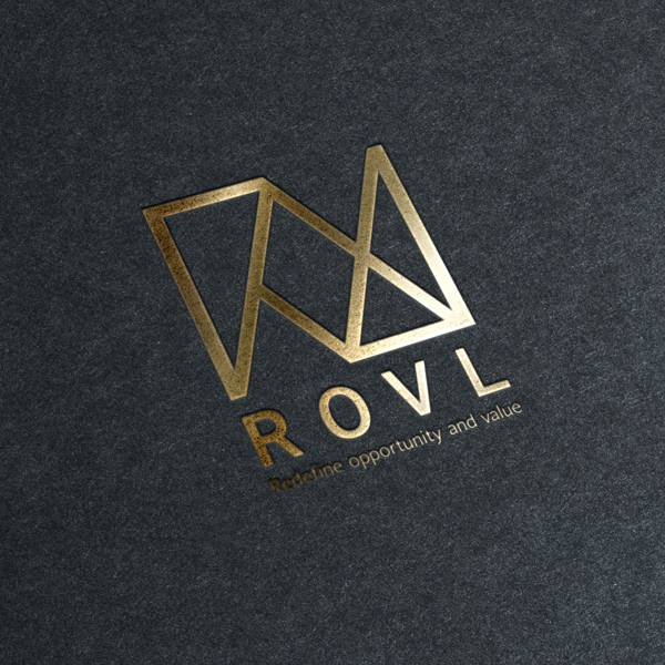 로고 + 명함   로블(ROVL) 로고 및...   라우드소싱 포트폴리오