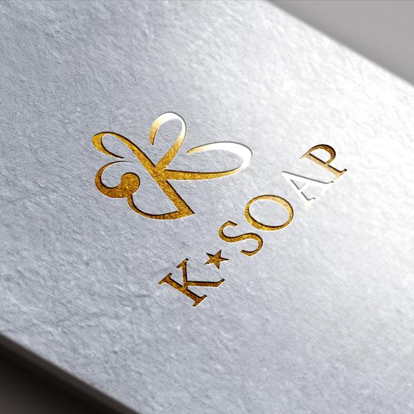 로고 디자인   k-soap   라우드소싱 포트폴리오