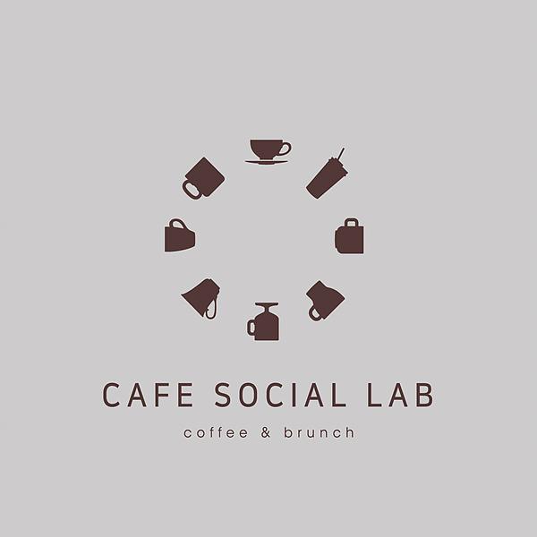 브랜딩 SET   cafe Social Lab   라우드소싱 포트폴리오