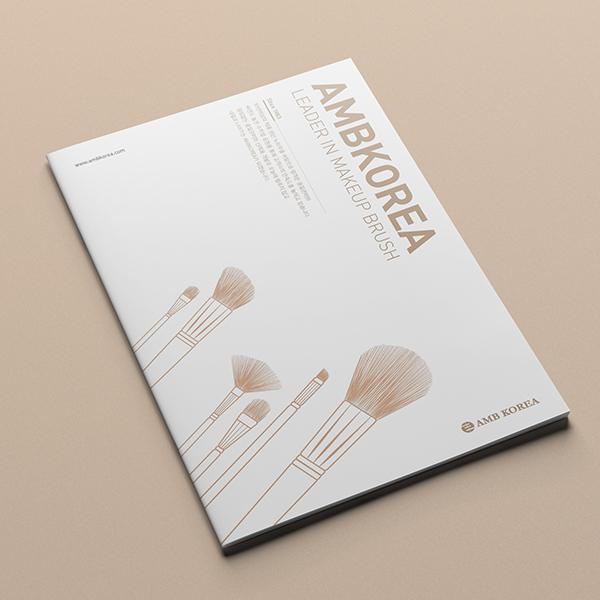 브로셔 / 리플렛 | AMBKOREA(에이엠비코리아) | 라우드소싱 포트폴리오