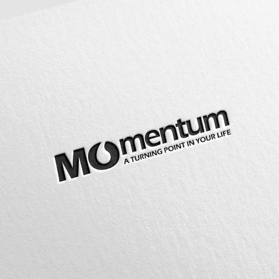 로고 + 명함   모멘텀 (MOMENTUM) 의원   라우드소싱 포트폴리오