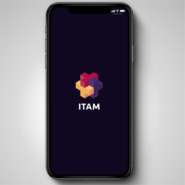로고 디자인   ITAM Games   라우드소싱 포트폴리오