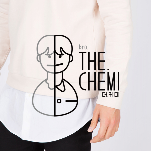 로고 디자인   THE.CHEMI(더케미)   라우드소싱 포트폴리오