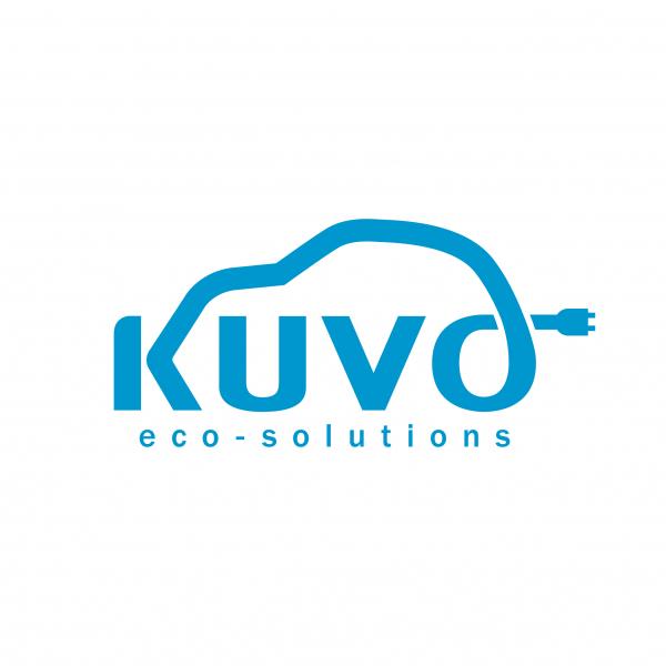 로고 + 명함   KUVO   라우드소싱 포트폴리오