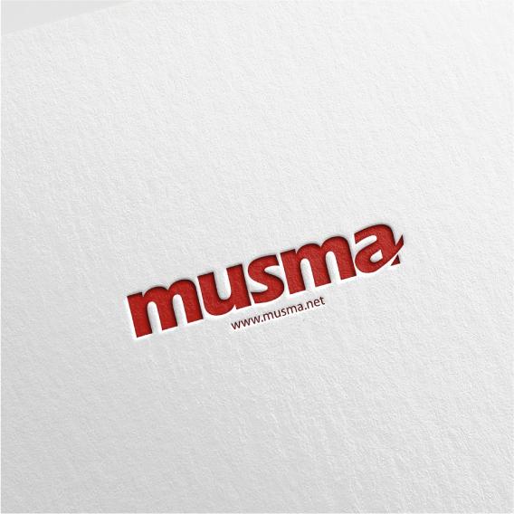 로고 + 명함 | 무스마(musma) 로고... | 라우드소싱 포트폴리오