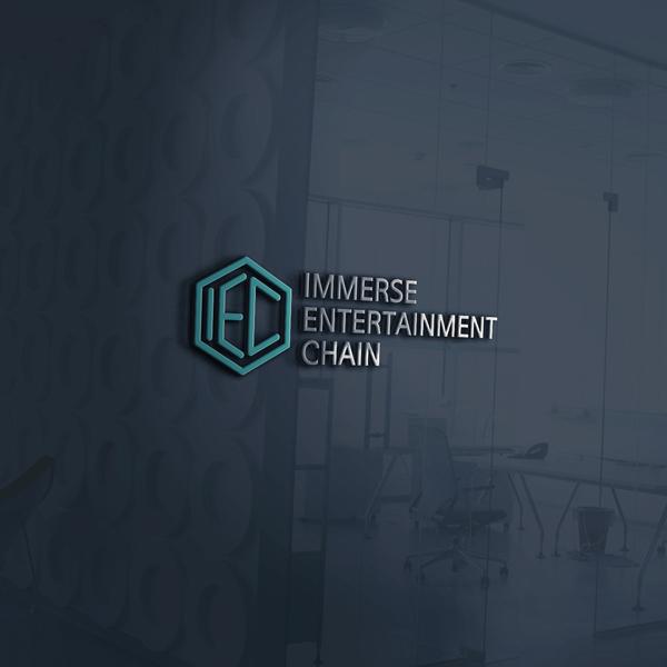 로고 디자인   IEC(IMMERSE ENTE...   라우드소싱 포트폴리오