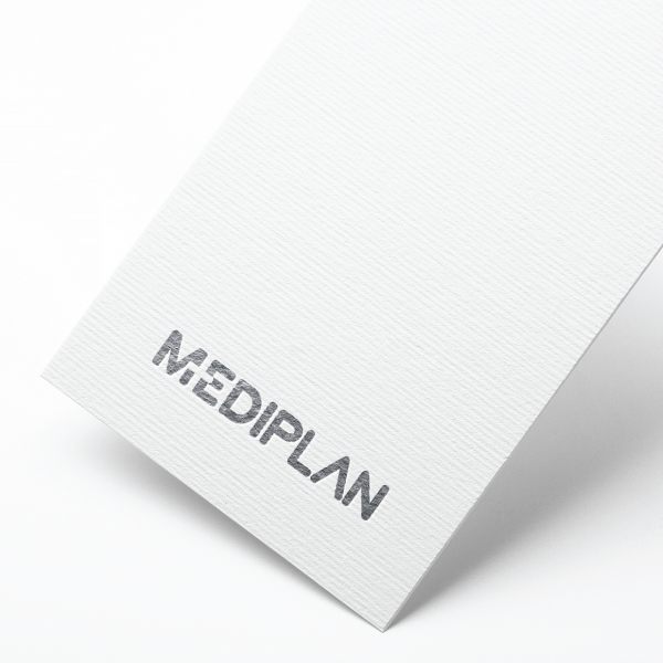 로고 + 명함 | 메디플랜 로고 디자인 의뢰 | 라우드소싱 포트폴리오