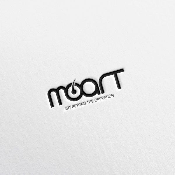 로고 디자인 | 모아트 모발이식 의원(클... | 라우드소싱 포트폴리오