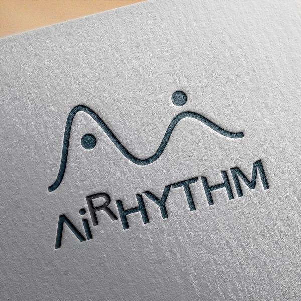 로고 + 명함 | A.i.RHYTHM (에... | 라우드소싱 포트폴리오