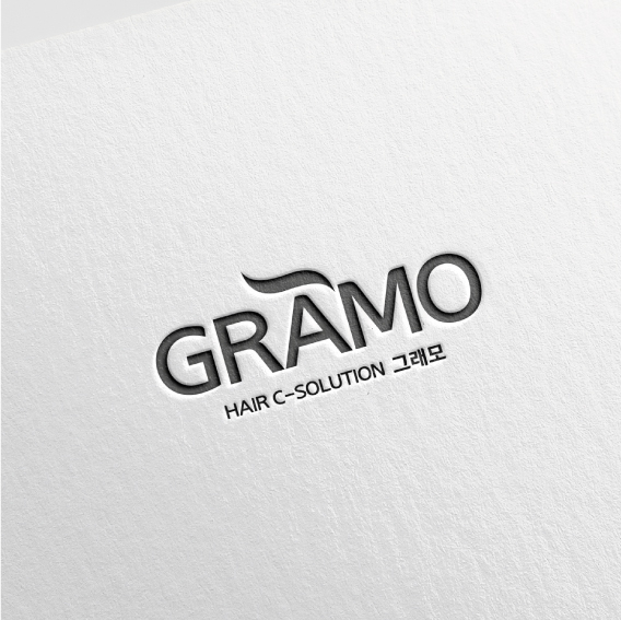 로고 디자인 | 그래모 // GRAMO ... | 라우드소싱 포트폴리오