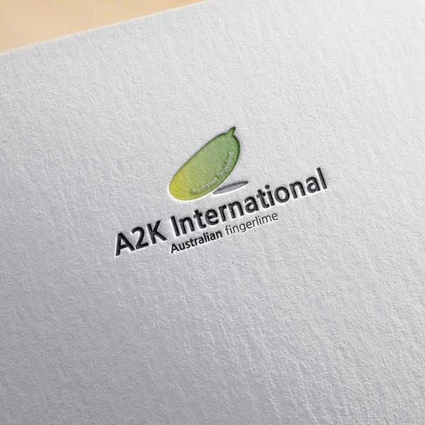 로고 + 명함 | A2K International | 라우드소싱 포트폴리오