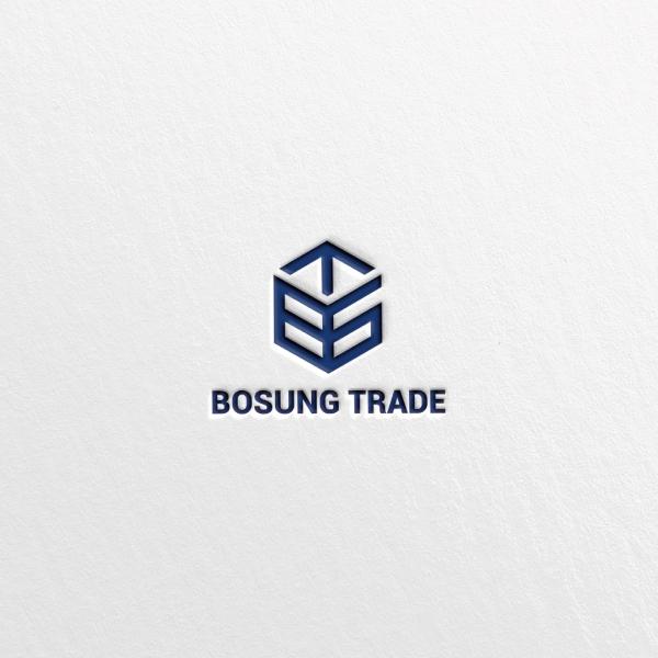 로고 + 명함 | 주식회사 보승무역 | 라우드소싱 포트폴리오