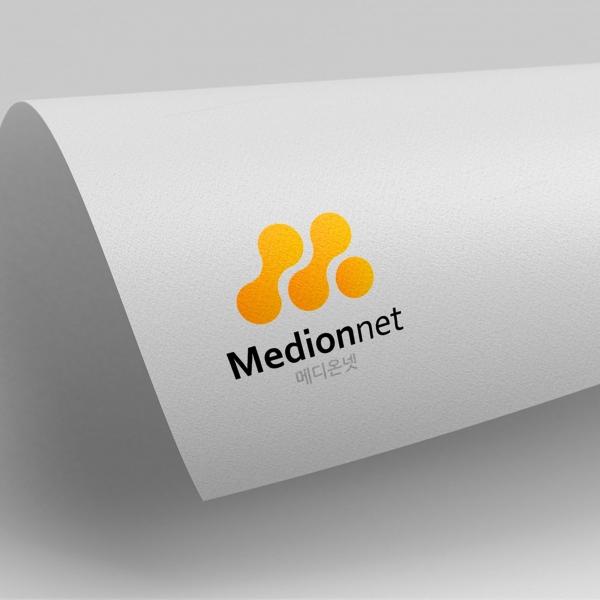 로고 디자인 | 메디온넷 로고 디자인 의뢰 | 라우드소싱 포트폴리오