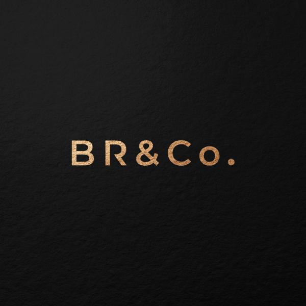 로고 디자인 | BR&Co. 화장품 로고... | 라우드소싱 포트폴리오