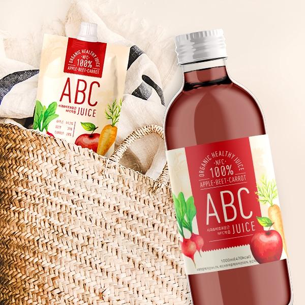 패키지 디자인 | ABC주스 패키지 디자인 의뢰 | 라우드소싱 포트폴리오