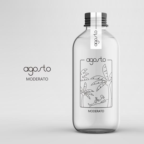패키지 디자인 | Moderato Agos... | 라우드소싱 포트폴리오
