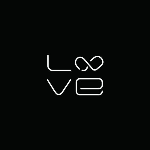 로고 디자인 | loove 로고디자인의뢰  | 라우드소싱 포트폴리오