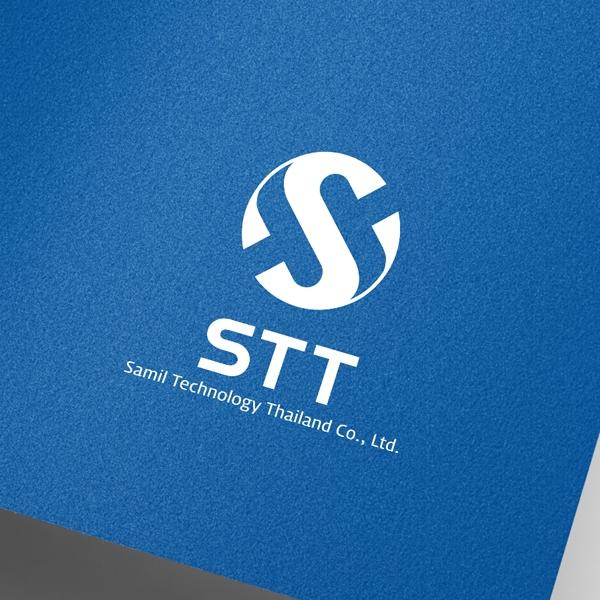 로고 + 명함 | 삼일테크놀러지 타일랜드 ... | 라우드소싱 포트폴리오