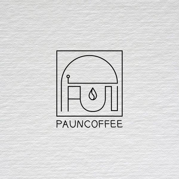 로고 디자인 | 파운커피 리뉴얼 로고디자... | 라우드소싱 포트폴리오