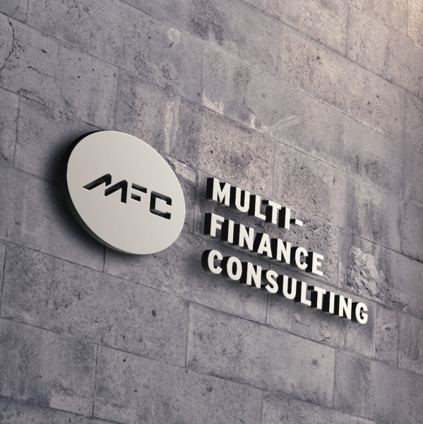 로고 디자인 | Multi-finance... | 라우드소싱 포트폴리오