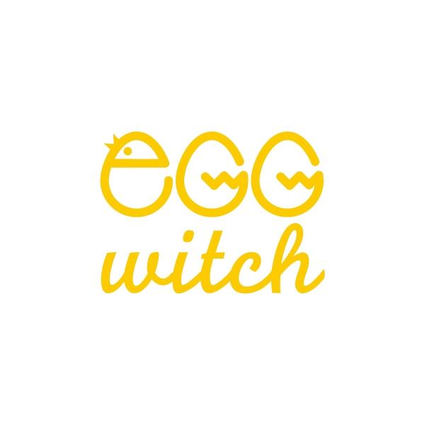 로고 + 간판 | EGG WITCH 로고 ... | 라우드소싱 포트폴리오