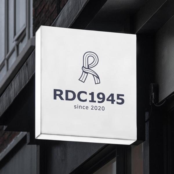 로고 디자인 | 패션브랜드 RDC1945... | 라우드소싱 포트폴리오
