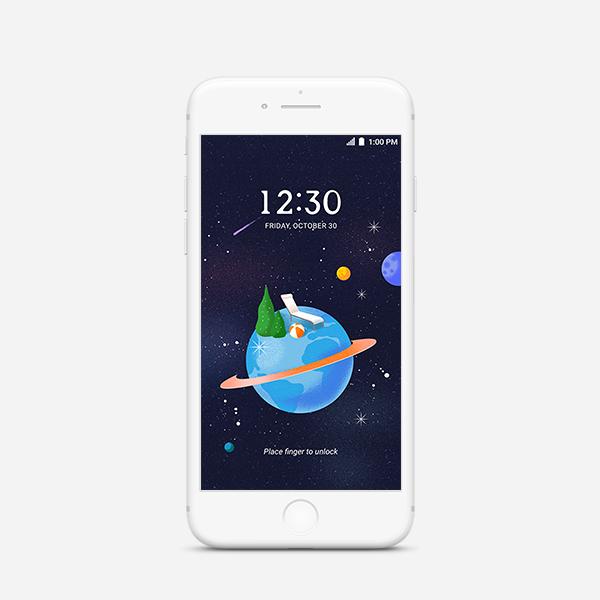 LG SmartWorld 홈테마+ 디자인 공모전