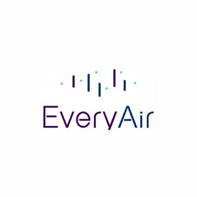 EveryAir 서비스 BI 디자인 의뢰