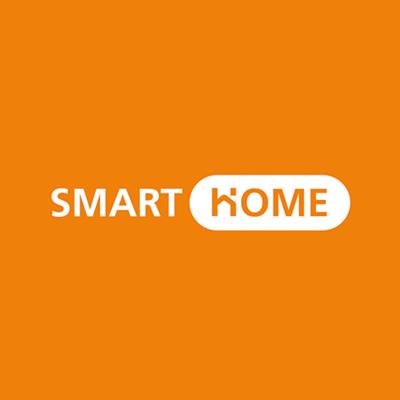 SK텔레콤 Smart Home 서비스 로고 Renewal