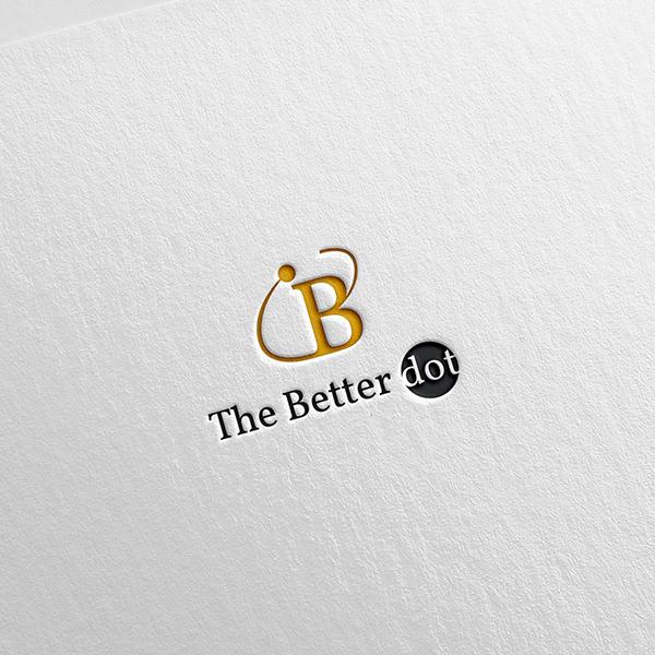 로고 + 명함   The Better dot   라우드소싱 포트폴리오
