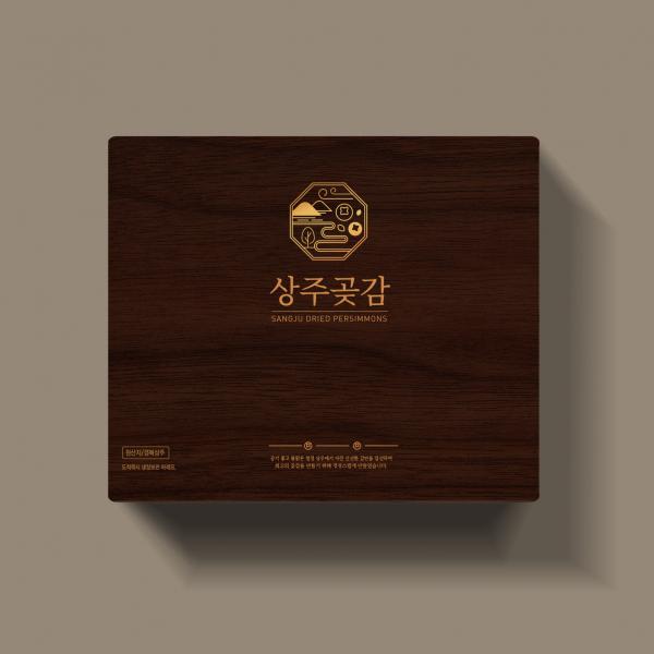 상주곶감 패키지디자인