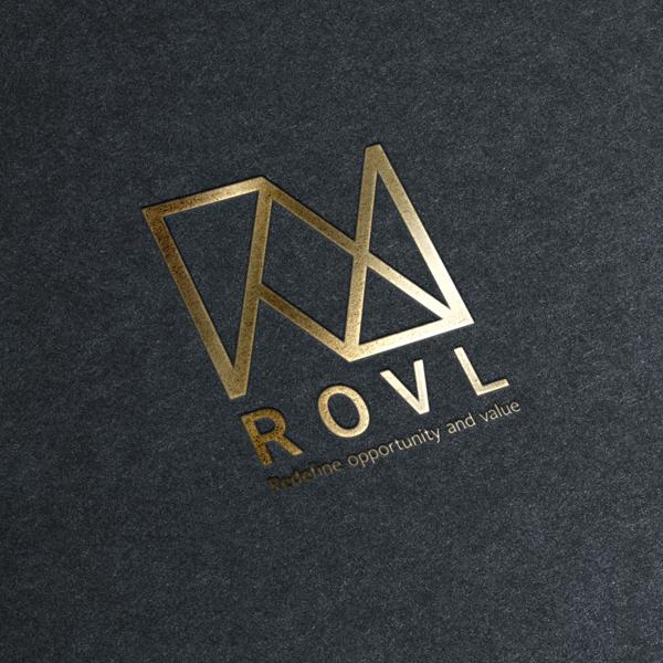 로블(ROVL) 로고 및...