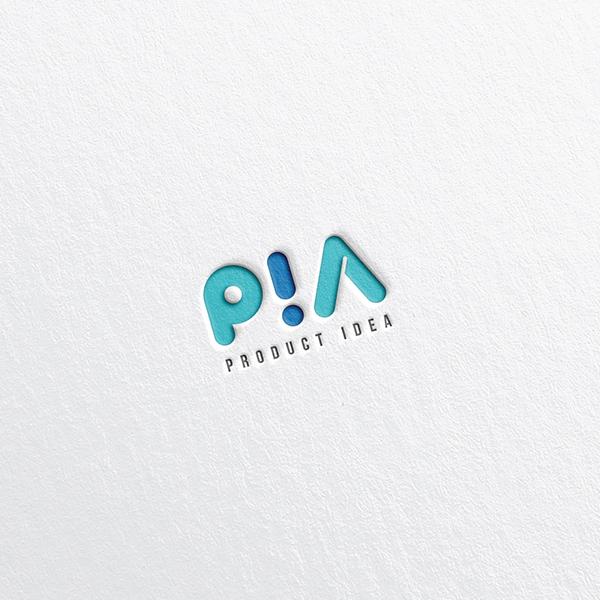 피아 로고 디자인 의뢰