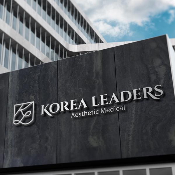 로고 디자인   Korea Leaders   라우드소싱 포트폴리오