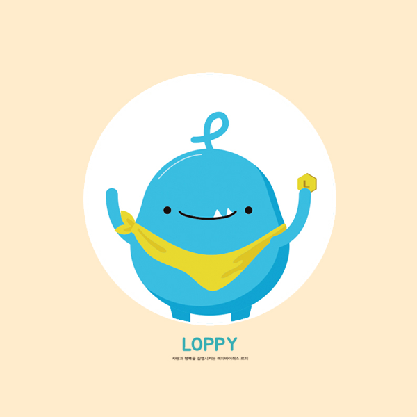 캐릭터 디자인 | 롯데멤버스(주) | 라우드소싱 포트폴리오