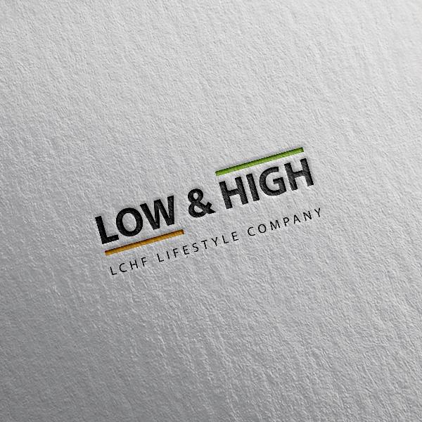 로고 + 명함 | Low & High (... | 라우드소싱 포트폴리오