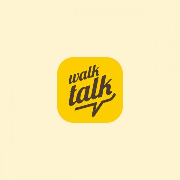 로고 디자인 | 워크톡(walktalk)... | 라우드소싱 포트폴리오